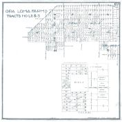 Sheet 67 - Ora Loma Farms, Fresno County 1923
